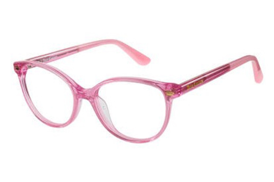 Juicy Couture JUICY 932 Eyeglasses in 0W66 Pink Glitter