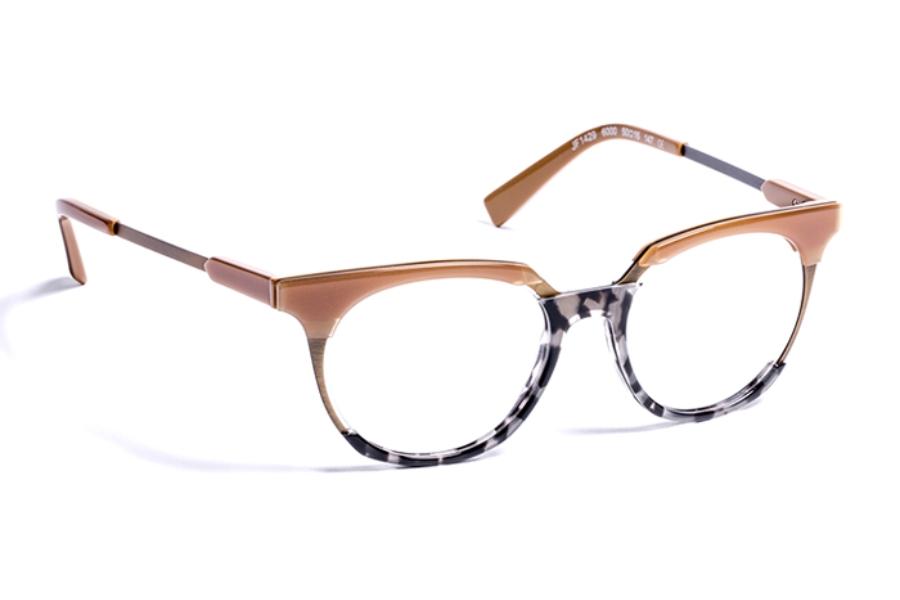 e607df1893 J.F. Rey JF 1429 Eyeglasses in 6000 Brown Black Demi ...