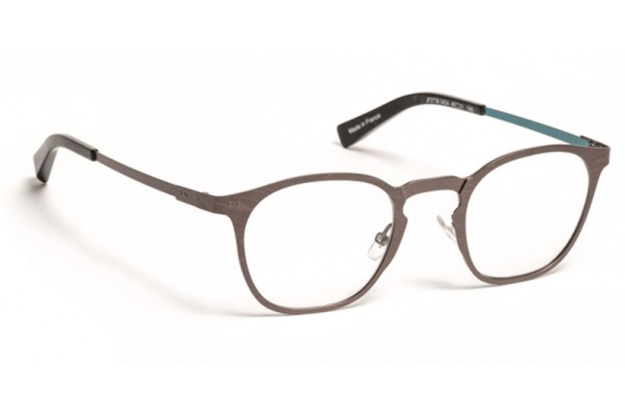 6de006304b1 ... J.F. Rey JF 2736 Eyeglasses in 0424 Dark Grey Turquoise ...