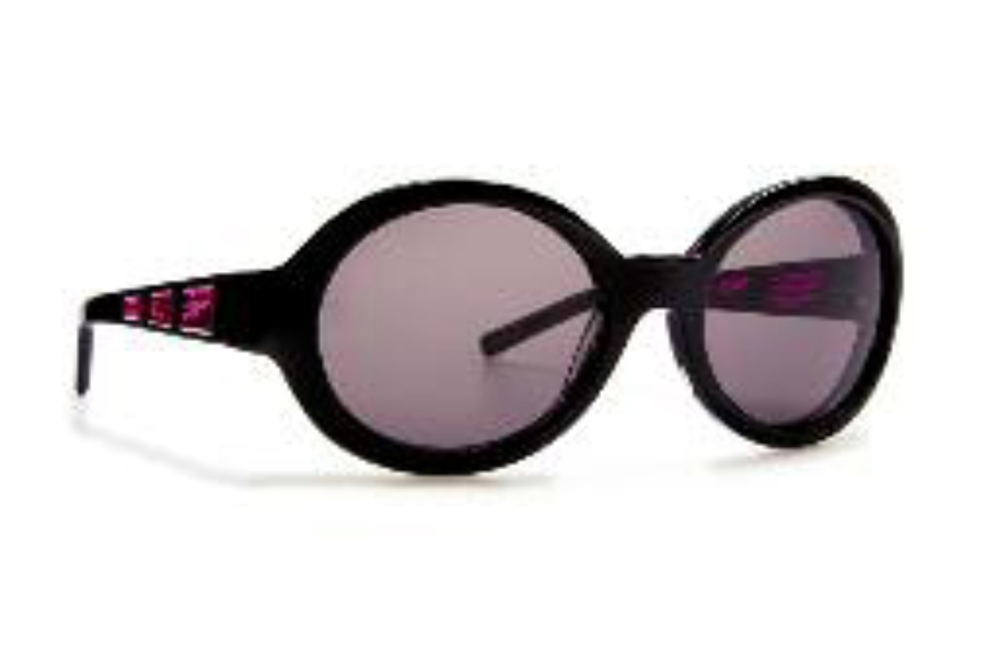 J.F. Rey JFS JETSET Sunglasses in 0282 Black Demi/Pink