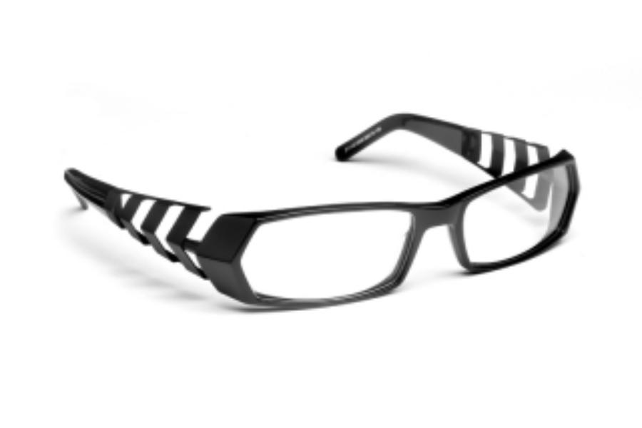0eae254a8e J.F. Rey JF 1143 Eyeglasses in 0000 Black   Matt Black ...