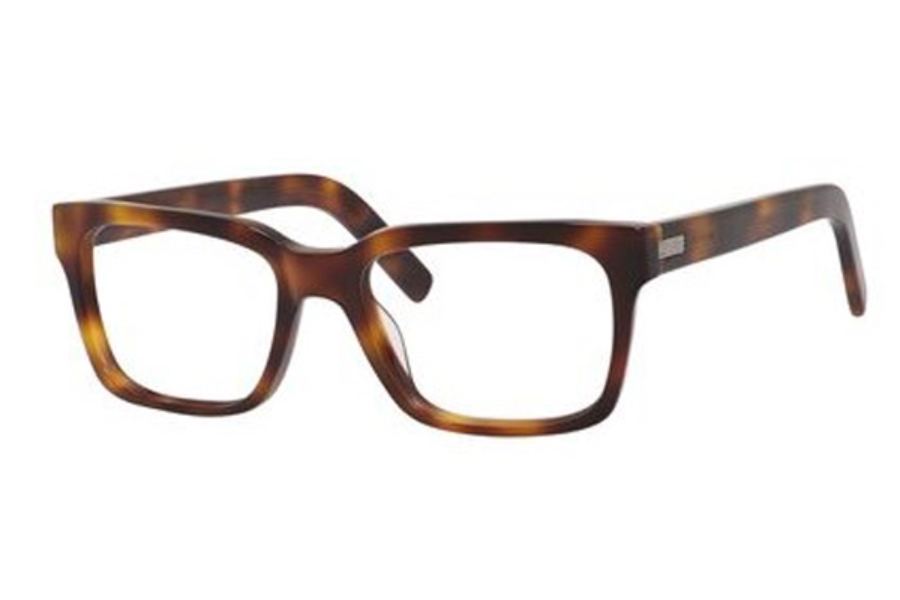 Jack Spade Howard Eyeglasses in 005L Blonde Havana