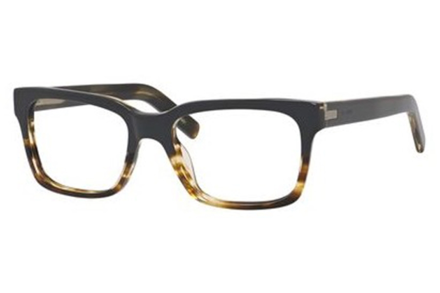Jack Spade Howard Eyeglasses in 0DL4 Gray Striped Blonde