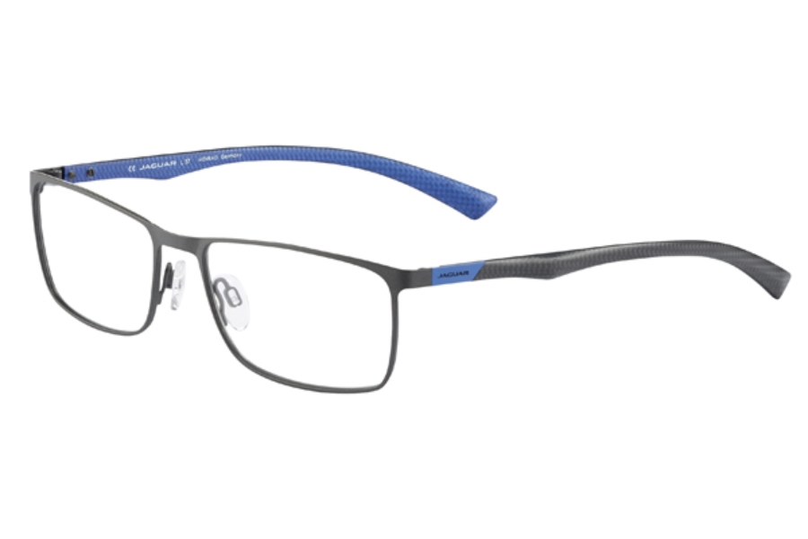 Jaguar Spirit Jaguar Spirit 33580 Eyeglasses in 1026 Grey-Blue