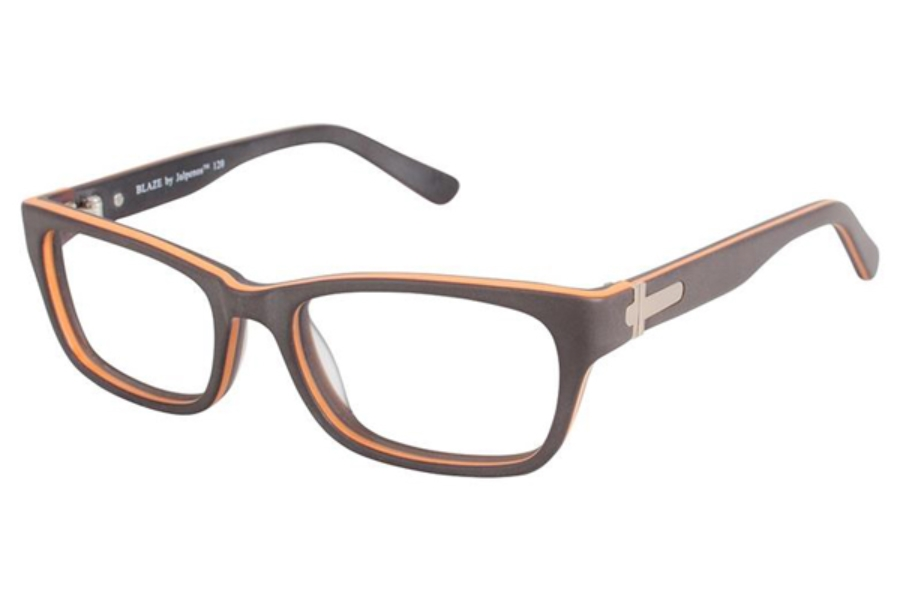 Jalapenos Blaze Eyeglasses in Brown
