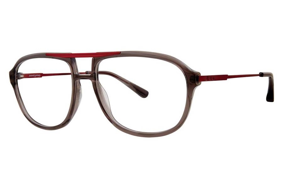 Jhane Barnes Transpose Eyeglasses in Grey
