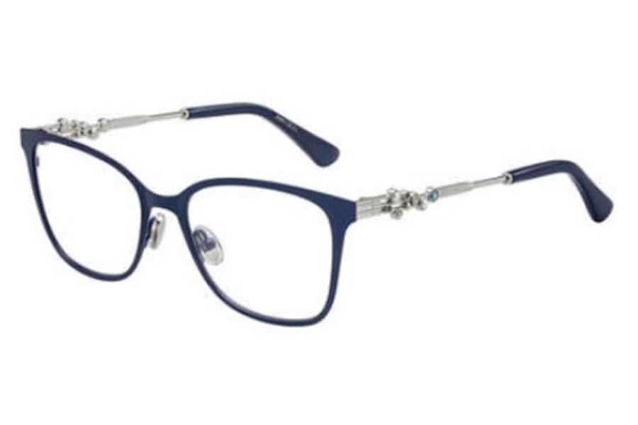 Eyeglasses Banana Republic Antonio 0FLL Matte Blue
