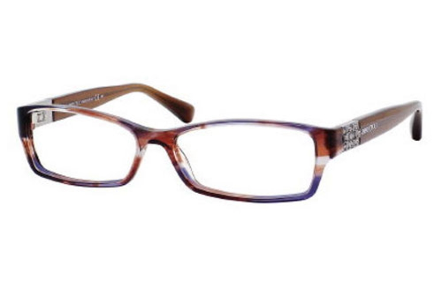 Jimmy Choo Jimmy Choo 41 Eyeglasses in 0E68 Havana Nug / Brown