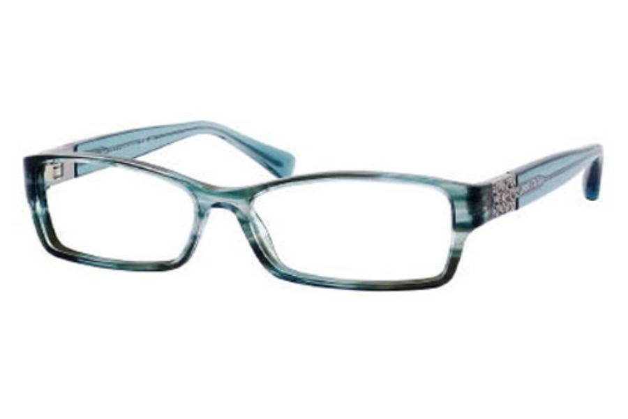 Jimmy Choo Jimmy Choo 41 Eyeglasses in 0E71 Aqua Marble (Discontinued)