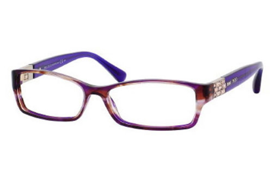 Jimmy Choo Jimmy Choo 41 Eyeglasses in 0ECW Violet / Gold