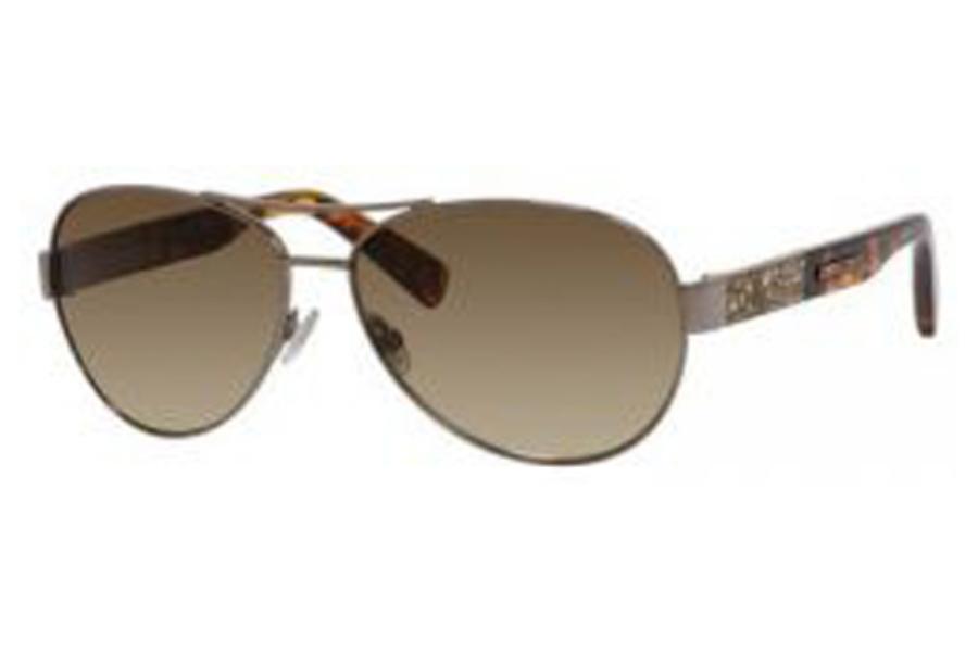 6601f1c406 Jimmy Choo BABA S Sunglasses in 0VUT Shiny Bronze (JD Brown Gradient Lens)  ...