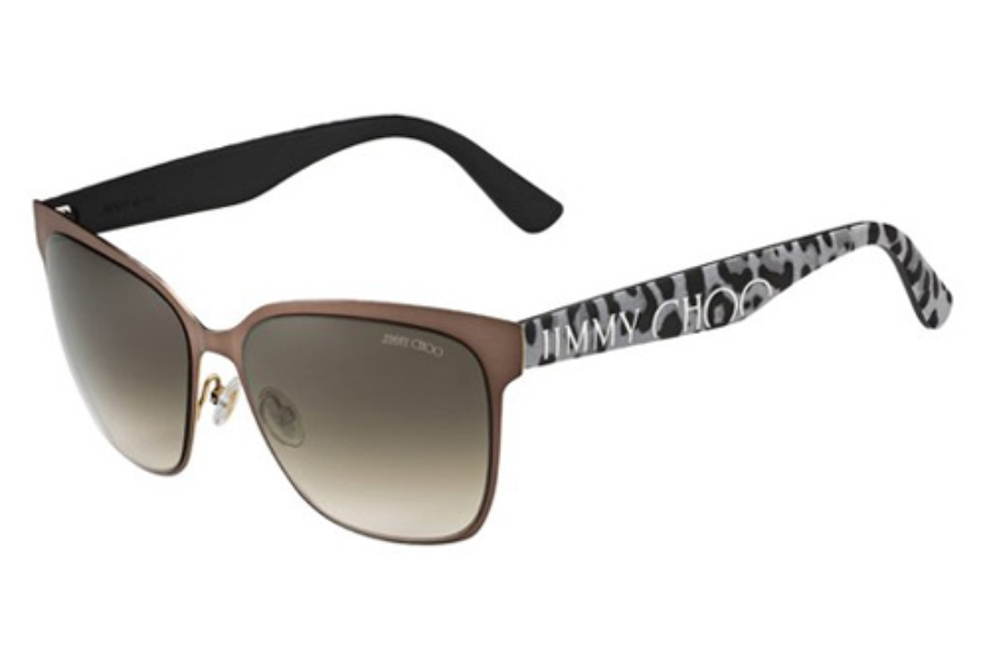 63c266d78ce ... Rose Gold Lens)  Jimmy Choo KEIRA S Sunglasses in Jimmy Choo KEIRA S  Sunglasses ...