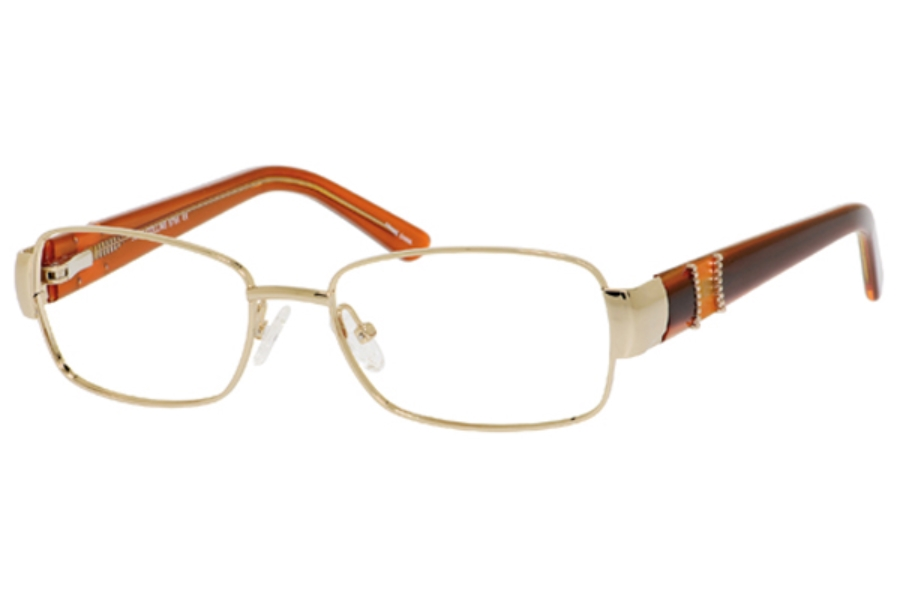 Joan Collins 9791 Eyeglasses in Gold