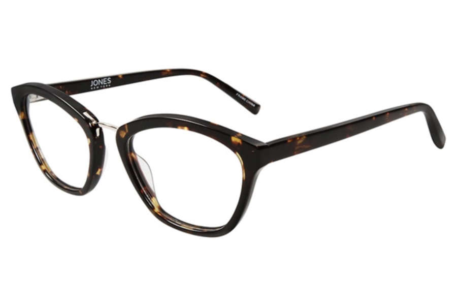 Jones New York J766 Eyeglasses in Tortoise