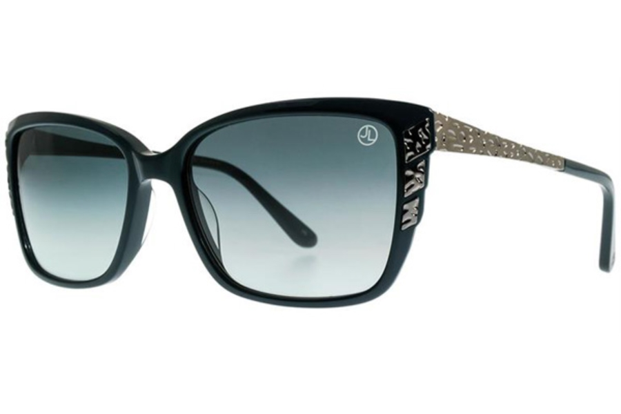 Judith Leiber JLS3030 Sunglasses in Denim
