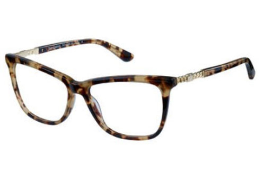 Juicy Couture JUICY 166 Eyeglasses in 0086 Dark Havana