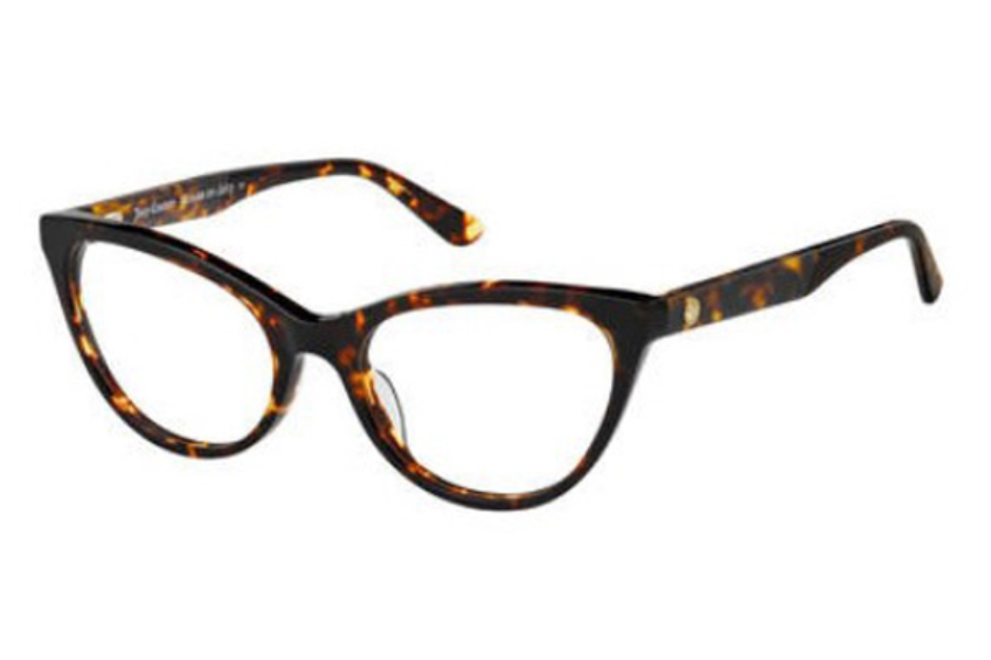 Juicy Couture JUICY 188 Eyeglasses in 0086 Dark Havana
