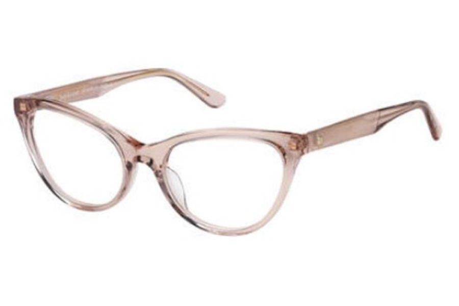 Juicy Couture JUICY 188 Eyeglasses in 08XO Pink Crystal