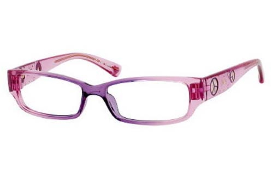 Juicy Couture LITTLE DRAMA Eyeglasses in 0DJ4 Lavender Pink Fade