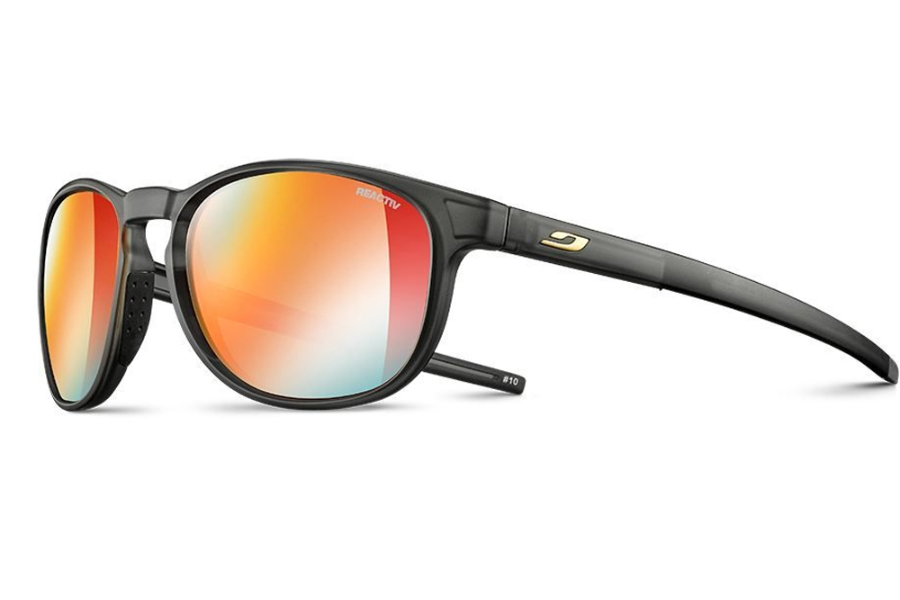 Julbo Elevate Sunglasses in J5163314 Translucent Black / Black