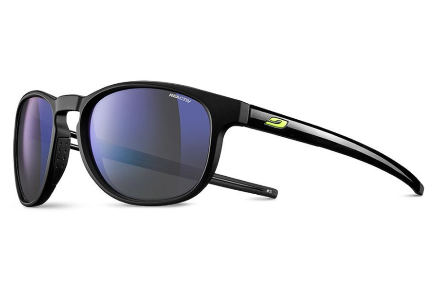 Julbo Elevate Sunglasses in J5169014 Black / Black