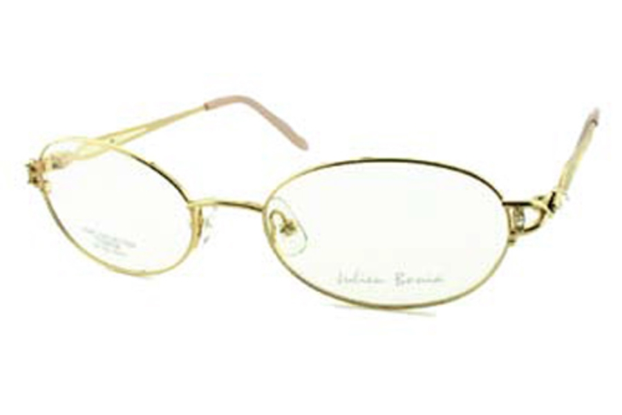 Julien Bonia BN1663 Eyeglasses in Gold