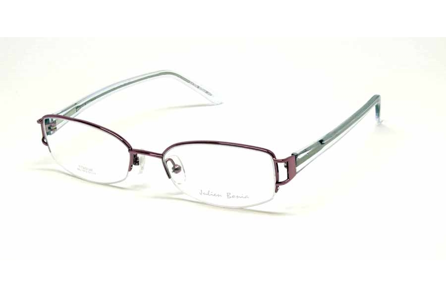 Julien Bonia BN1672 Eyeglasses in Pink