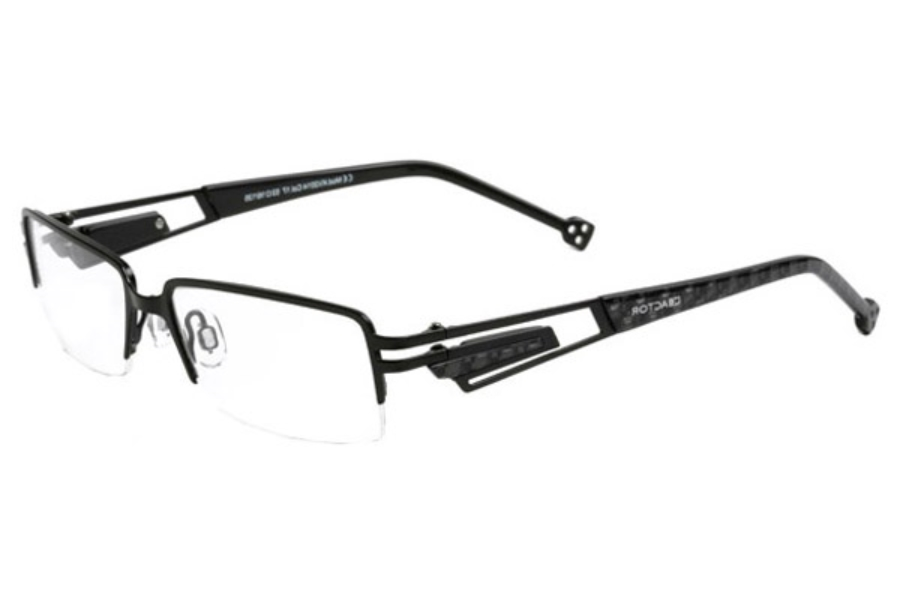 K-Actor KV2014 Eyeglasses in Black (C17)