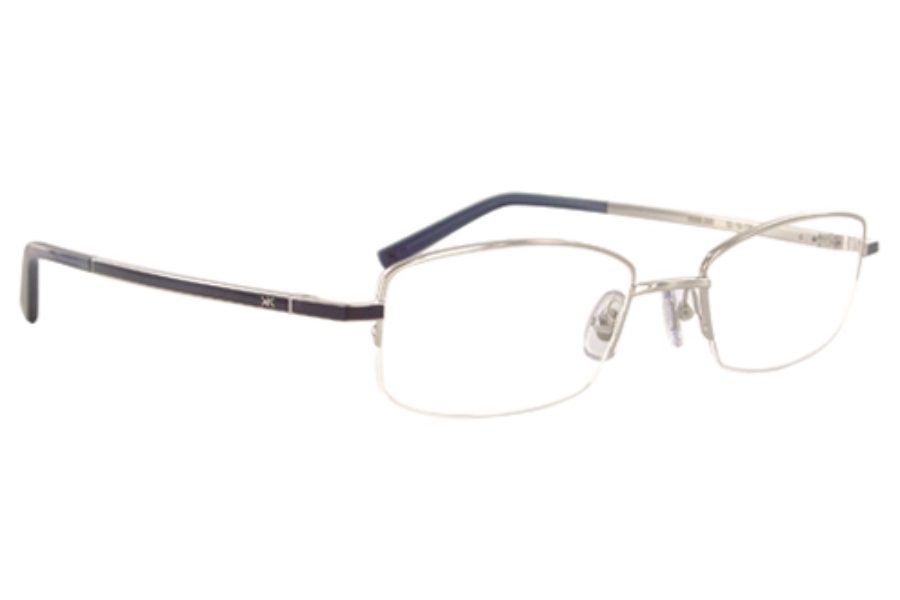 Korloff Paris K006 Eyeglasses in K006-005 Shiny Palladium