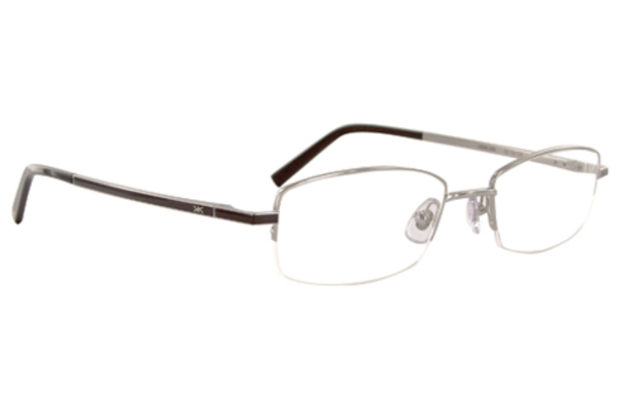 Korloff Paris K006 Eyeglasses in K006-006 Shiny Dark Ruthenium
