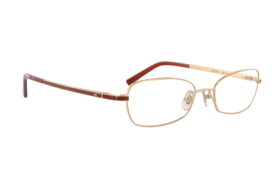 Korloff Paris K010 Eyeglasses in K010-010 Matte Gold Champ