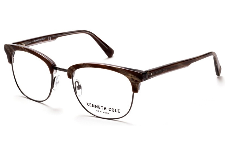 Kenneth Cole New York KC0292 Eyeglasses in 047 - Light Brown/other