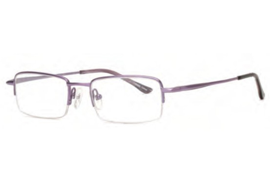 Konishi Kids KF8339 Eyeglasses in Mat. Purple