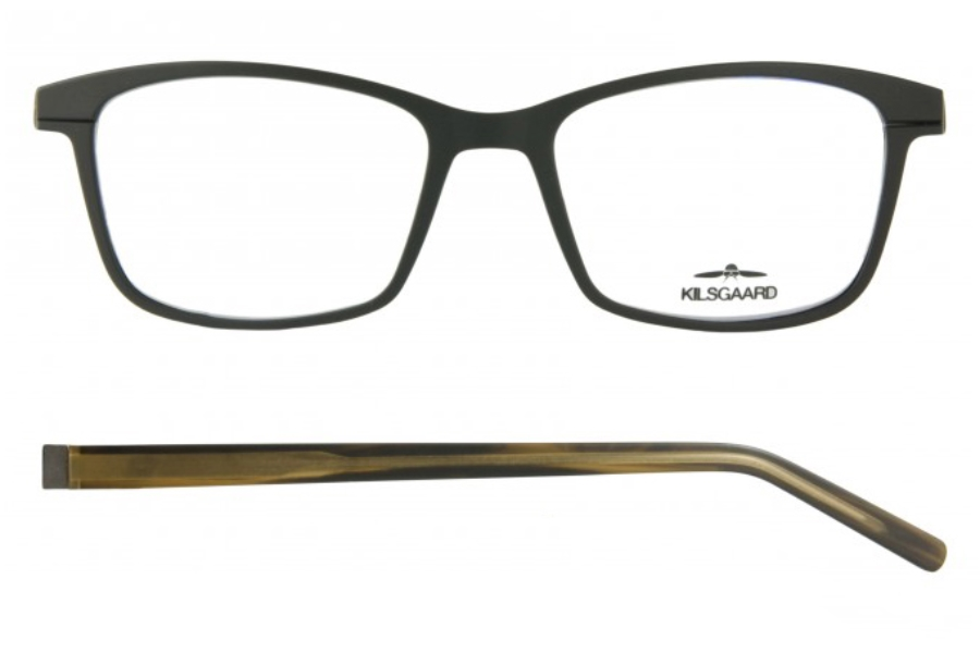 Kilsgaard 39 (Acetate Temple) Eyeglasses in Kilsgaard 39 (Acetate Temple) Eyeglasses