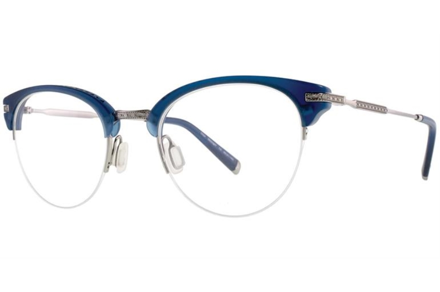 Kata Dojo Eyeglasses in Midnight