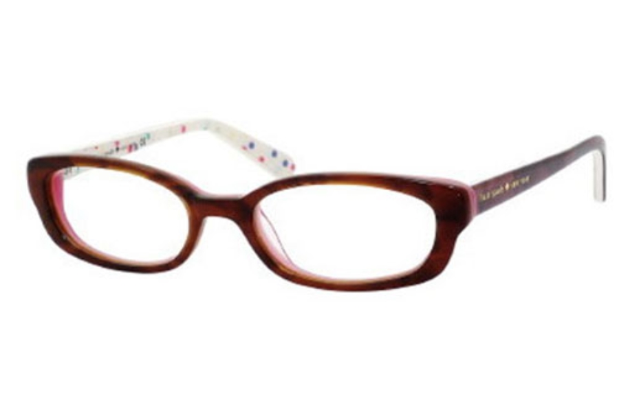 e88a6a5fc6a9 Kate Spade BERGET Eyeglasses | FREE Shipping - Go-Optic.com - SOLD OUT