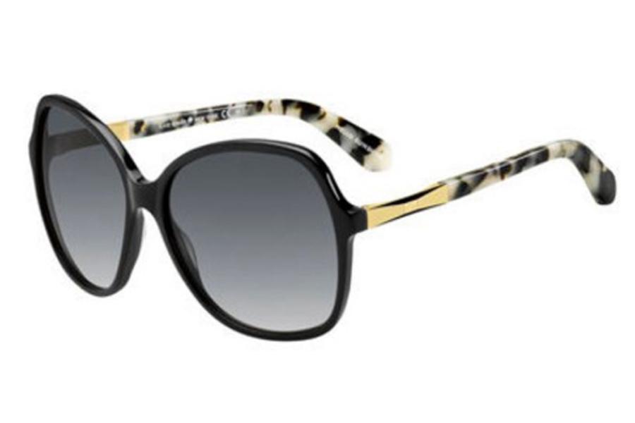 2b5f53579b0a ... 0581 Havana Black (HA Brown Gradient Lens); Kate Spade JOLYN/S  Sunglasses in Kate Spade JOLYN/S Sunglasses ...