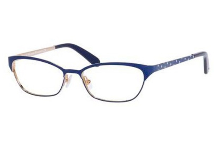 2d569784cd7a Kate Spade LETICIA US Eyeglasses in 0JNA Opaque Navy ...