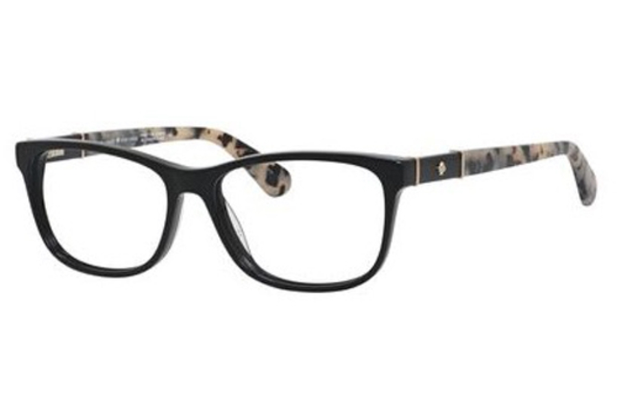 Kate Spade MYRNA Eyeglasses in 0807 Black