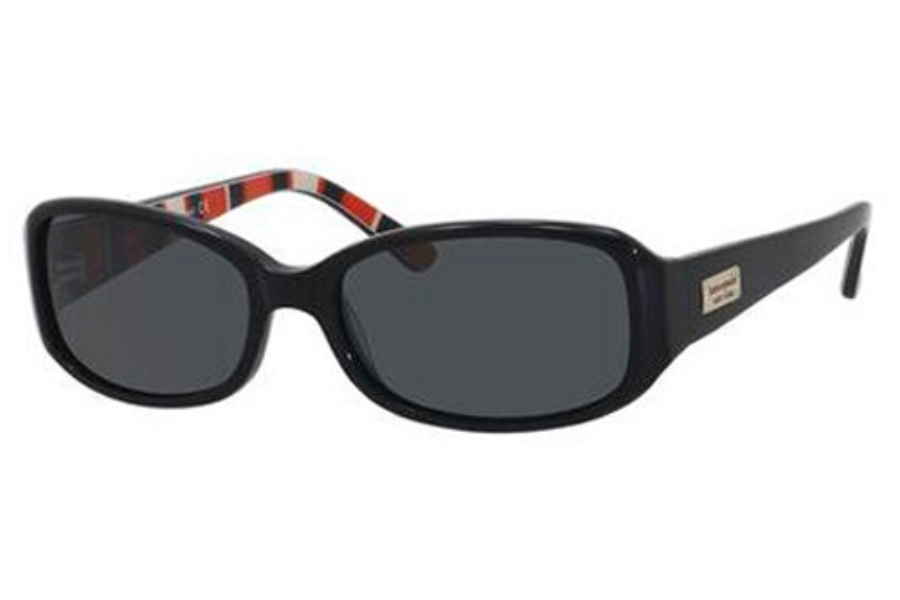 85b6c033cdb ... Kate Spade PAXTON N S Sunglasses in X36P Black Striped ...