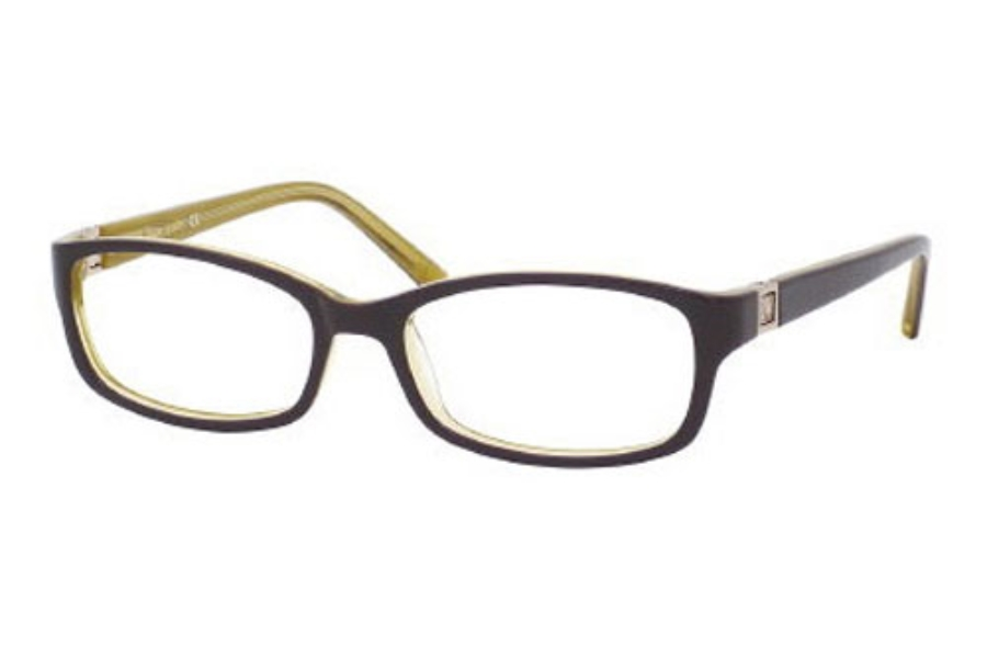 Kate Spade REGINE US Eyeglasses in 0FW9 Aubergine Gold