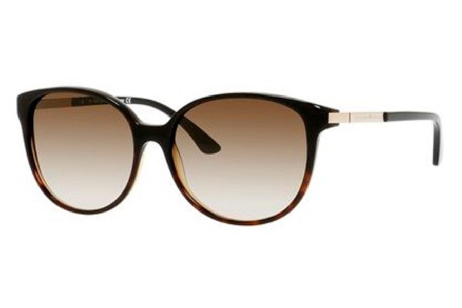 ca1991a36d57 Kate Spade SHAWNA/S Sunglasses in 0EUT Tortoise Fade (Y6 brown gradient  lens) ...