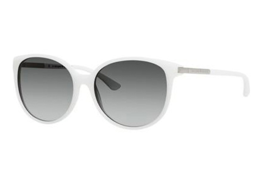 bd6cfd695249 ... Kate Spade SHAWNA/S Sunglasses in 01Y4 White (Y7 gray gradient lens) ...