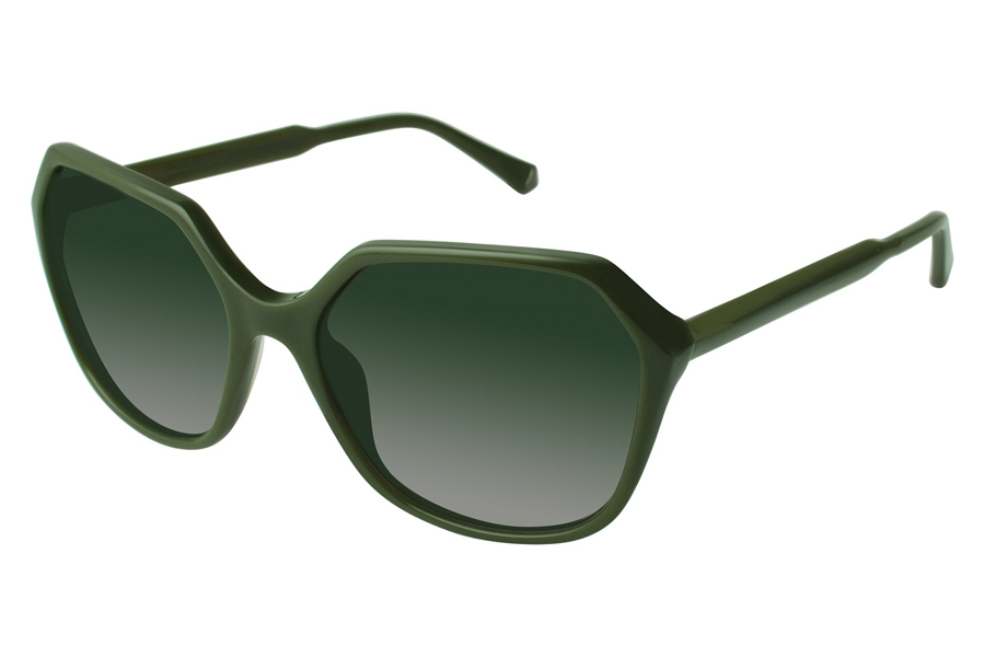Kate Young K513 Donna Sunglasses in Kate Young K513 Donna Sunglasses
