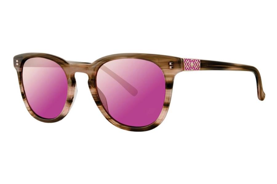 Sunglasses Kensie inspire me Feathered Brown