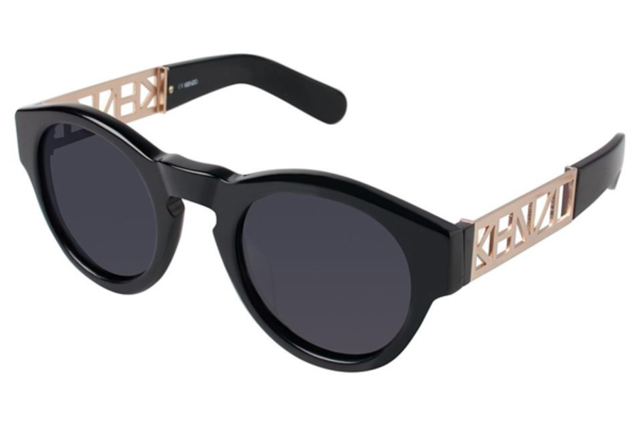 Kenzo 3168 Sunglasses in C01 Black