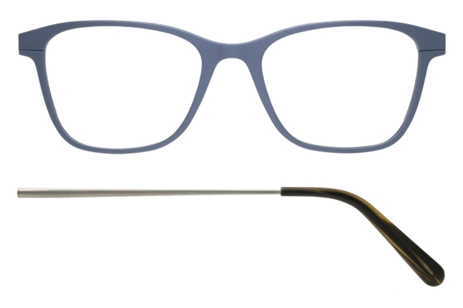 Kilsgaard 56 (Aluminium Temple) Eyeglasses in 56.12/13 Titan (Discontinued)