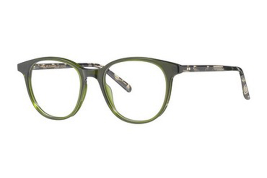 Kilsgaard Brixton Eyeglasses in 49288 Green