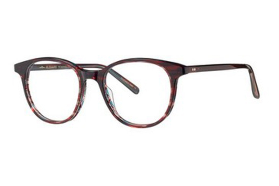 Kilsgaard Brixton Eyeglasses in 4990 Red