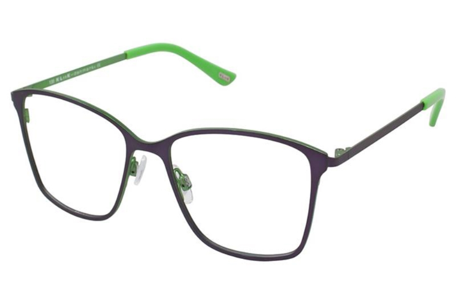 Kliik KLiiK 552 Eyeglasses in 534 Purple Sage